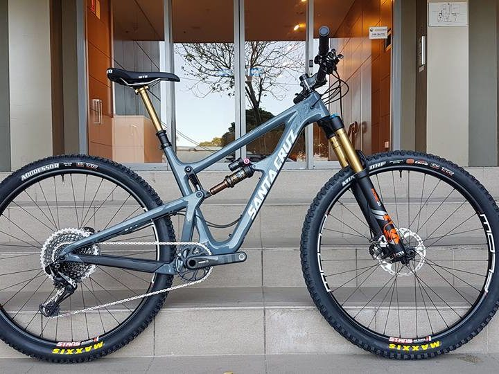 Niall's Santa Cruz Hightower LT CC
