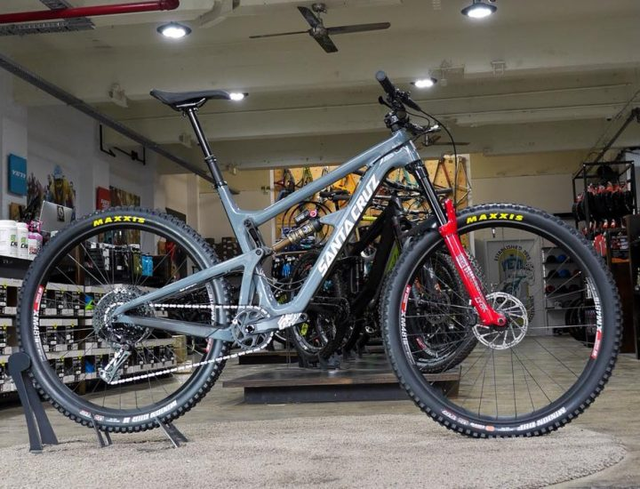Hugo's Santa Cruz Hightower LT CC