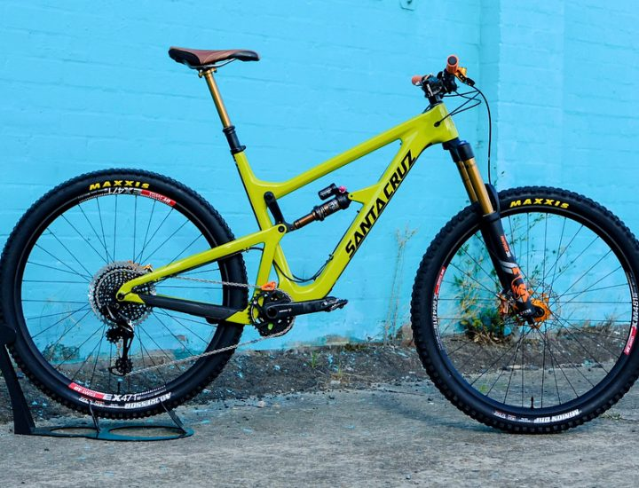 Michael's Santa Cruz Hightower LT CC