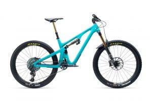 Yeti Cycles SB140 Turq Series