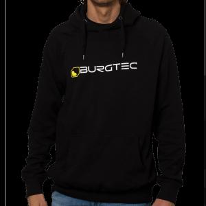 Hoody Burgtec Logo