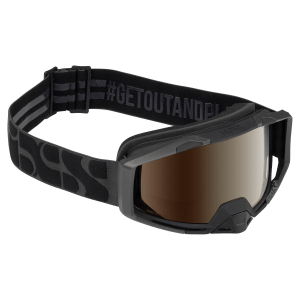 IXS TRIGGER+ GOGGLE with Amber/ Gold Polarized Lens