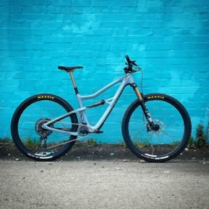 IBIS CYCLES RIPLEY 4 | X01 COMPLETE | FOX FACTORY | LARGE [SYDNEY STOCK]
